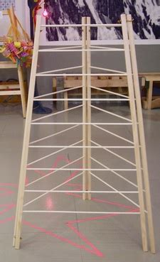 Clothes Drying Rack Plans Free by Domestic Science Shaker Drying Rack Remodelista