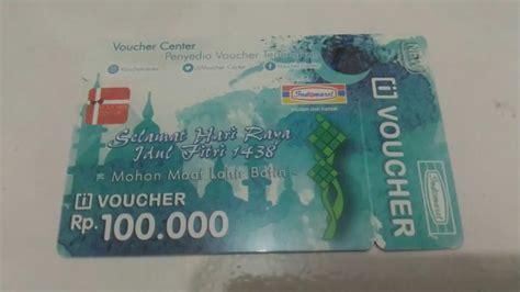 Indomaret Voucher Rp 50 000 jual voucher belanja indomaret harga promo diskon