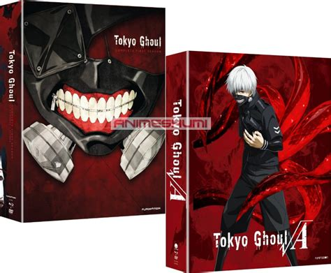 Tokyo Ghoul 05 Limited Edition tokyo ghoul a seasons 1 2 limited edition complete anime dvd bundle ebay
