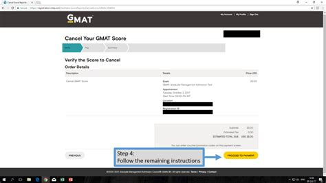Why Can T I See My Gmat Score On Mba by Gmat Cancellation Guide When How Why Cancel Your Gmat