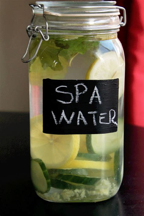 Detox Spas In New by Flat Tummy Spa Water Not Quite A Vegan