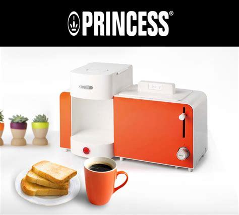 Toaster Princess princess coffee maker espresso machine toaster all in one