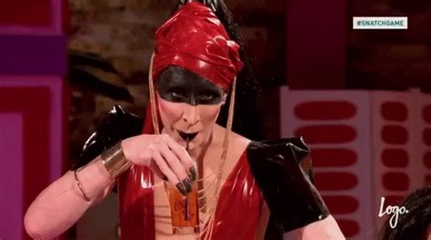 Detox Drag Glow Gif by Episode 2 Detox Gif By Rupaul S Drag Race Find