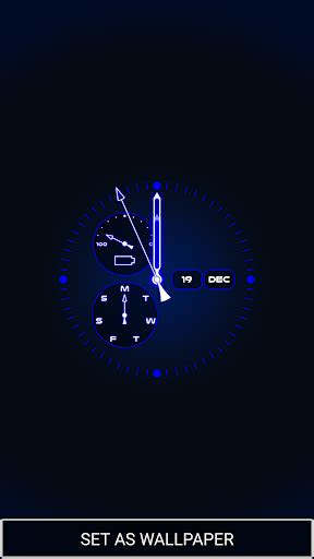 live wallpaper for pc clock download analog clock live wallpaper for pc