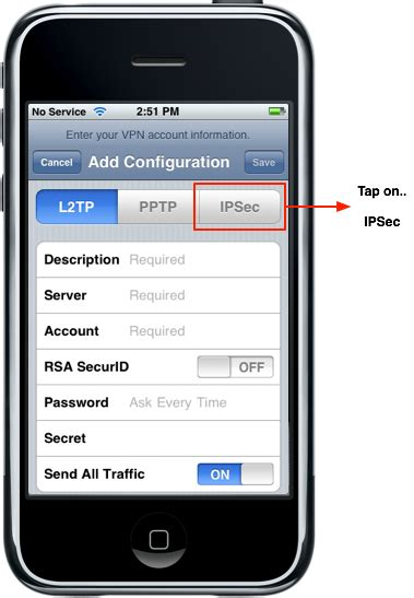 vpn setup setup iphone vpn