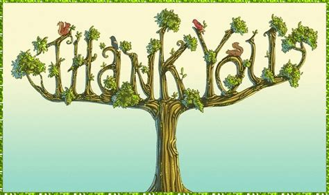 your tree thank you frontfoot marketing