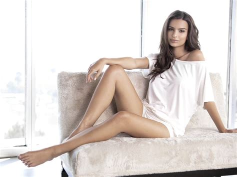 reluctant casting couch emily ratajkowski s feet