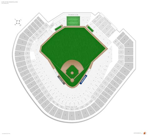 globe park seating rows globe park seating map cabinets matttroy