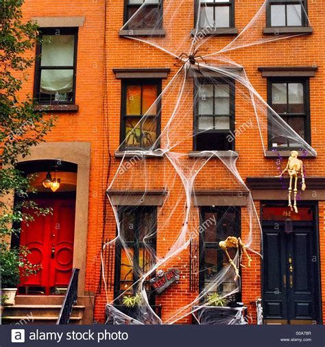 New York City Decorations by Decorations In Chelsea New York City Stock