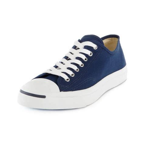 converse sneakers for lyst converse purcell ltt sneakers in blue for