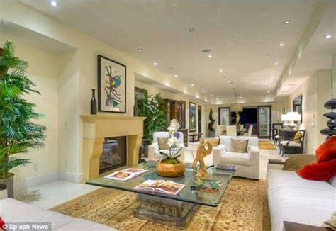 charlie sheen house charlie sheen splashes 7 5m on beverly hills home daily mail online