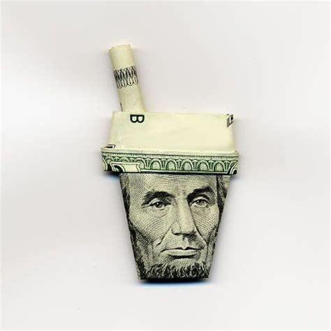 Origami Out Of A Dollar - 40 excellent exles of dollar bill origami 1