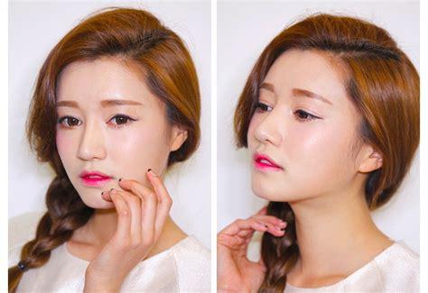 cara membuat muka glowing ala korea 3 cara membuat makeup bibir gradasi ala wanita korea