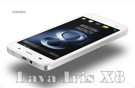 Hp Lava Iris X8 lava iris x8 with octa hd display 8 mp launched at