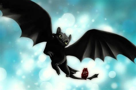 wallpaper cute dragon toothless wallpapers wallpaper cave