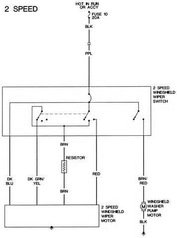ongaro wiper motor wiring diagram wiper free printable wiring diagrams