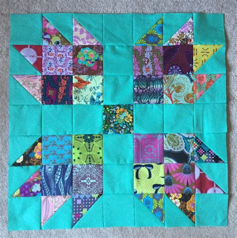 Paw Quilt Ideas by Scrappy Paw Block Quilting Ideas