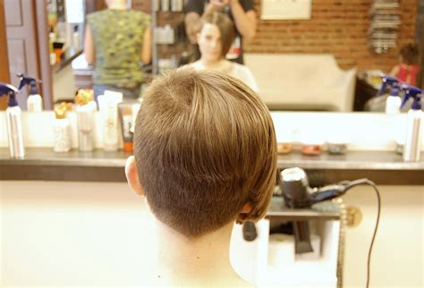 edgy short hair in the back short edgy hairstyles back view medium hair styles ideas