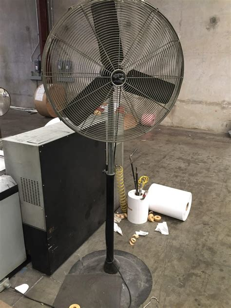 patton industrial heavy duty fan lot 24 industrial heavy duty high velocity pedestal shop