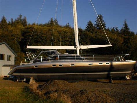 catamaran builders pedigree cats catamarans power catamaran builder sail