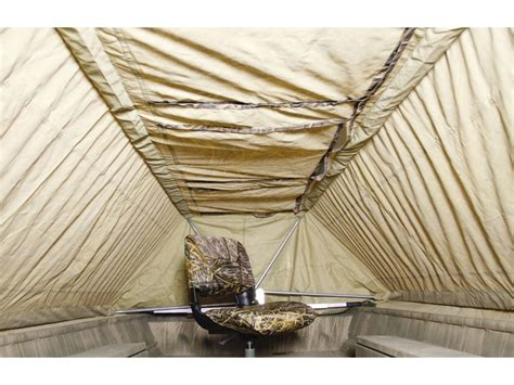 xpress boats duck blind beavertail 1800 boat blind nylon