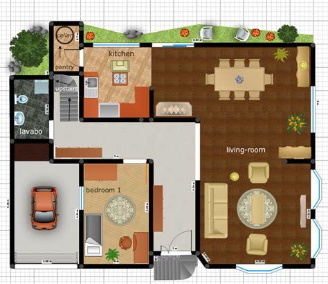amenagement interieur plan plan maison interieur gratuit