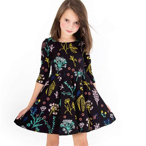 Maxi Dress Flowerkids black and yellow dress for best dresses collection