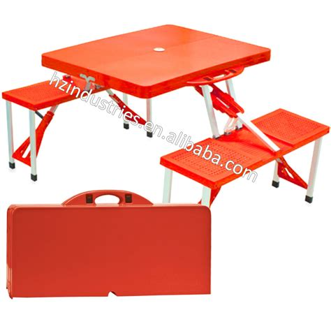 plastic folding picnic table bench lifetime plastic picnic table folding plastic picnic table