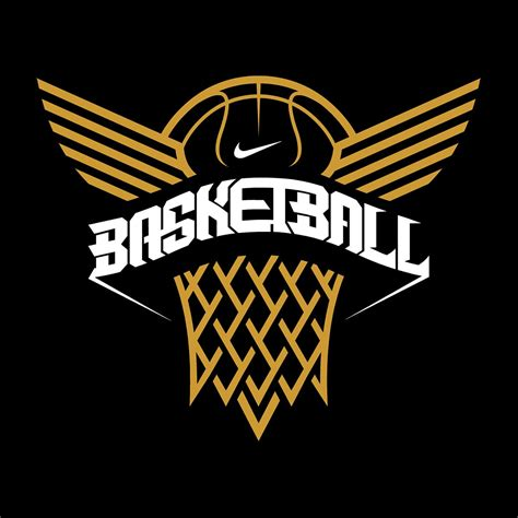 gold team themes nike basketball on behance by nicolo nimor pinteres