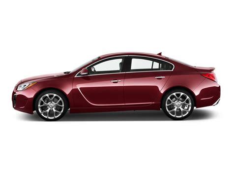image 2016 buick regal 4 door sedan gs fwd side exterior