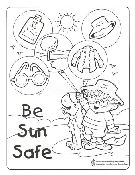 Safety Coloring Pages For Preschool 45d8c1a3e930eec487a1c366c91b0282 jpg 736 215 952 june