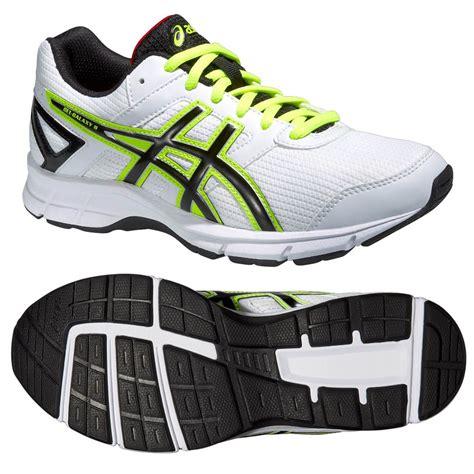 running shoes for juniors asics gel galaxy 8 gs junior running shoes sweatband
