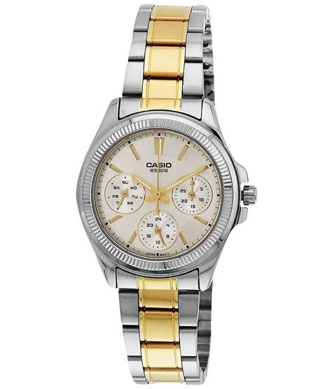 Casio Analog Mtp1326d 7avdf 1 casio ltp 2088sg 7avdf a937 silver analog price in