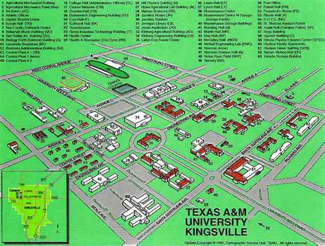 texas a and m cus map tamu kingsville cus map by chris silver smith