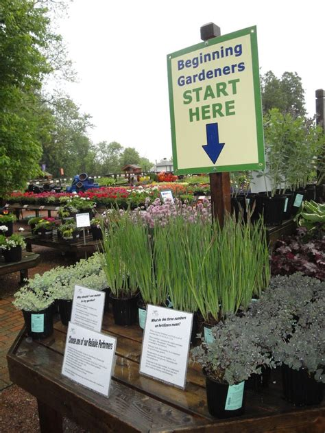Garden Center Marketing 478 Best Nursery Display Ideas Images On