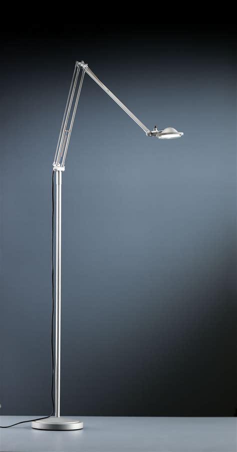 adesso harper 300 watt floor l halogen floor l l design wooden l tall standing