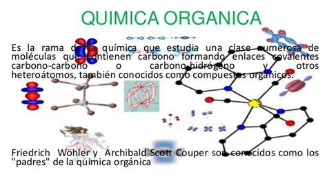 imagenes de la vida y la quimica organica quimica organica unidad 4