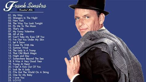 frank sinatra the best the gallery for gt frank sinatra greatest hits