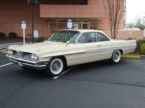 Pontiac Bonneville For Sale by 1961 Pontiac Bonneville For Sale Classiccars Cc 977638