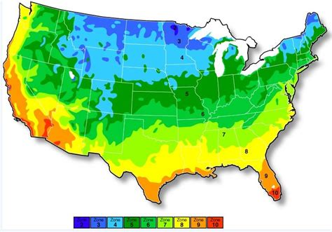garden zone map pennsylvania hardiness zone map