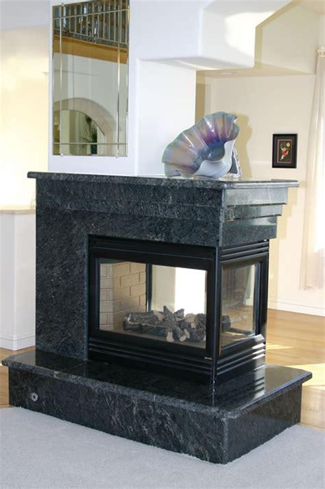 custom fireplace facades mantles hearths in granite