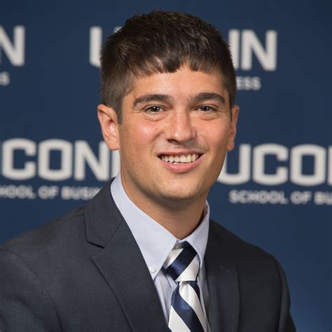 Mba Connecticut by Robert Lambrecht Uconn Mba Program