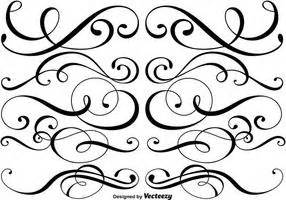 flourish free vector art 15356 free downloads