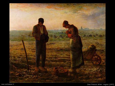 dipinto la bagnante seduta jean francois millet pittore biografia opere quadri