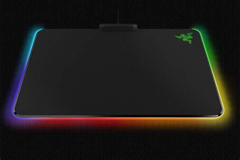 Dijamin Razer Firefly Gaming Mouse Mat With Rgb Led razer brings rgb lighting to the humble mouse mat