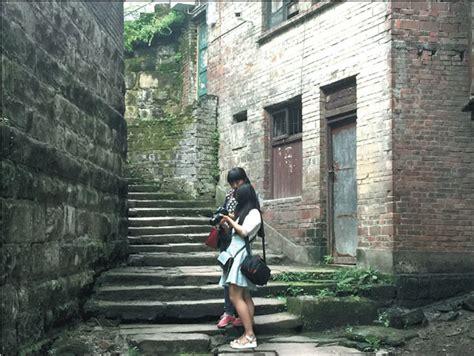 xiahao  street   historical residential block
