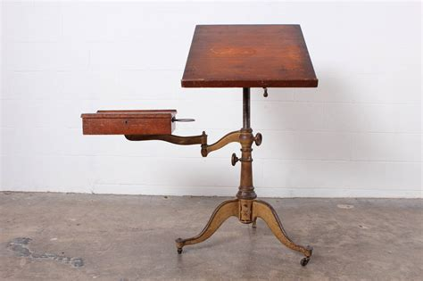 Artist Drafting Tables Cast Iron Artist Drafting Table Image 3