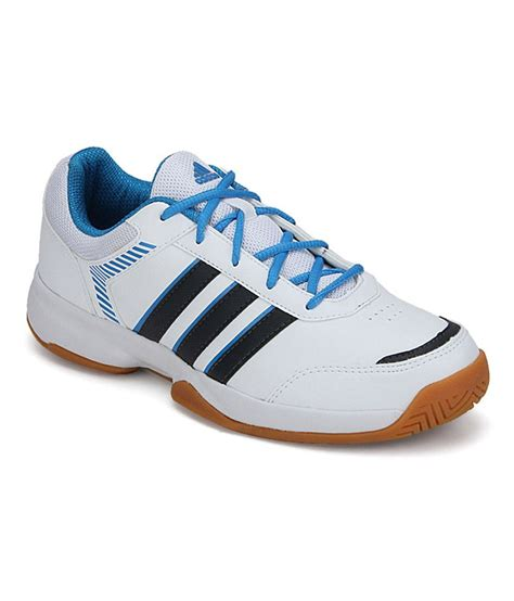 indoor sports shoes adidas aerobot white indoor sports shoes price in india