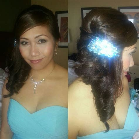 wedding hairstyles of honor hairstyles for of honor pictures
