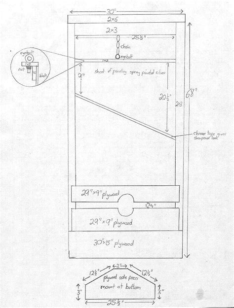 Free Blueprints by Guillotine Plans